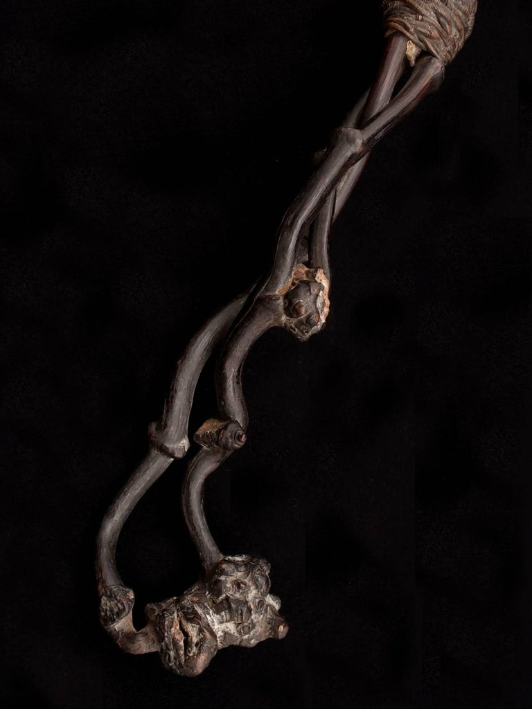 Chinese Late 19th Century Fly Whisk, China, Qing Dynasty For Sale