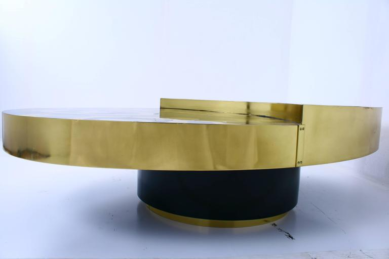 Mid Century Modern Low Cocktail / Coffee Table