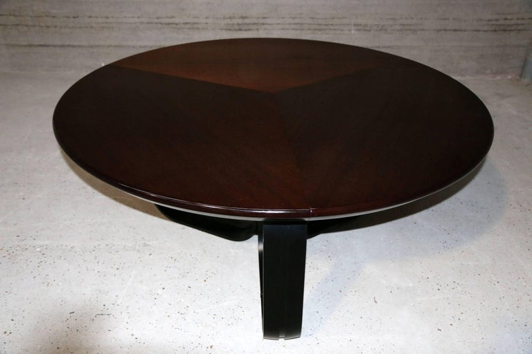 Italian MIM Dining Table Ico Parisi, 1970s, Italy For Sale