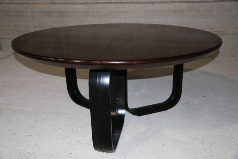 20th Century MIM Dining Table Ico Parisi, 1970s, Italy For Sale