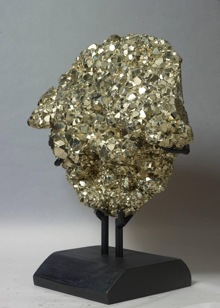 Dodecahedral Pyrite For Sale 3