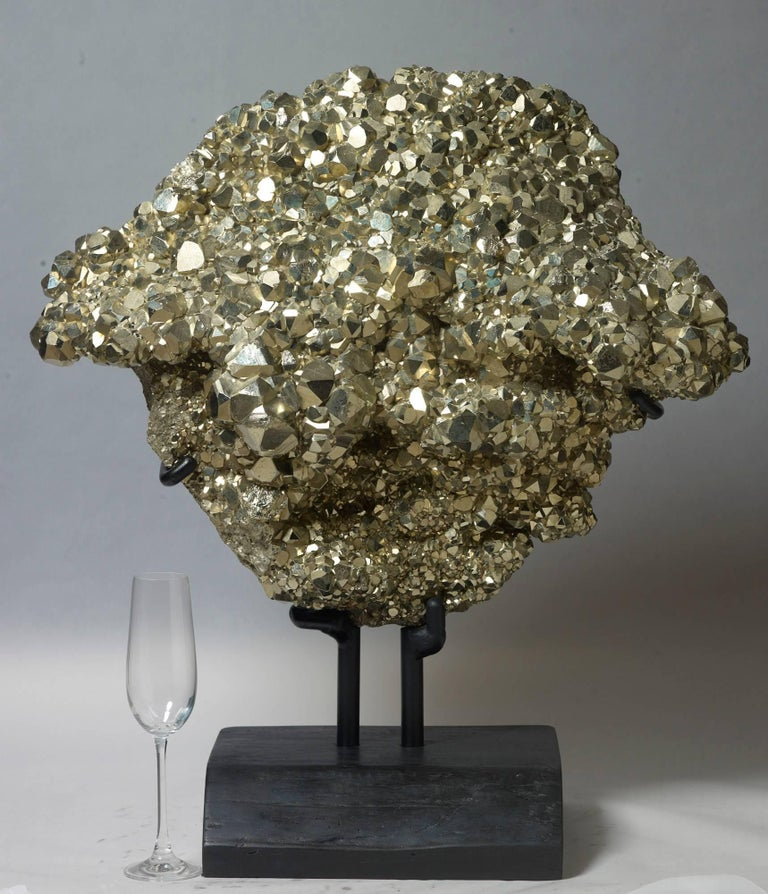 Dodecahedral Pyrite For Sale 4