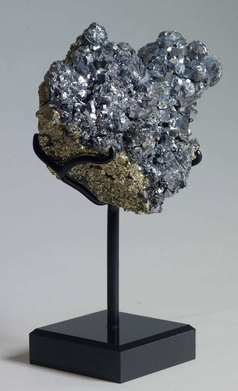 Galena and Pyrite In Excellent Condition For Sale In Ostend, BE