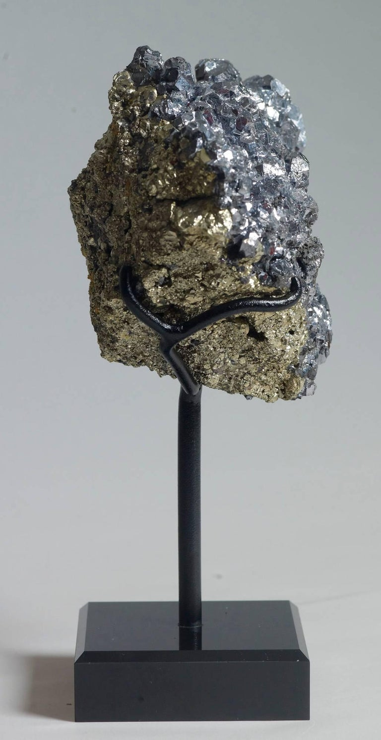 18th Century and Earlier Galena and Pyrite For Sale