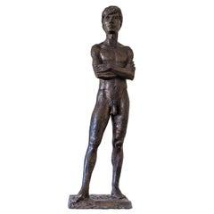 Neil Godfrey, Male Nude Sculpture, 1986
