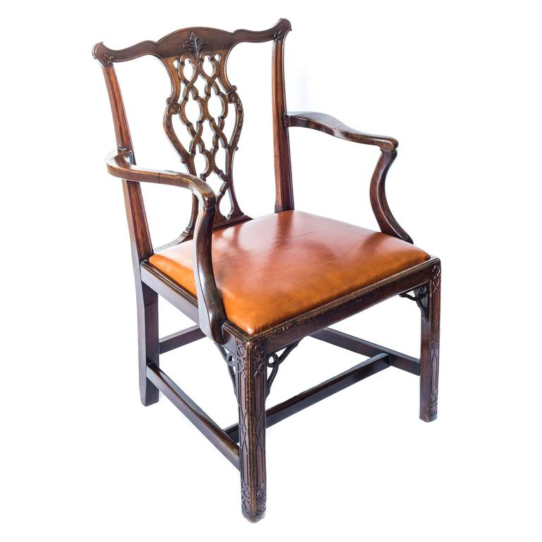Chippendale Armchair 28 Images Antique Mahogany