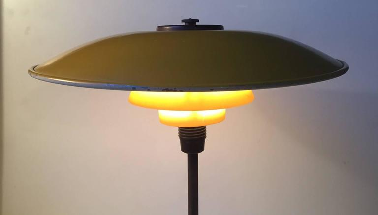Painted 1930s PH 3,5/2 Table Lamp by Poul Henningsen for Louis Poulsen Denmark For Sale
