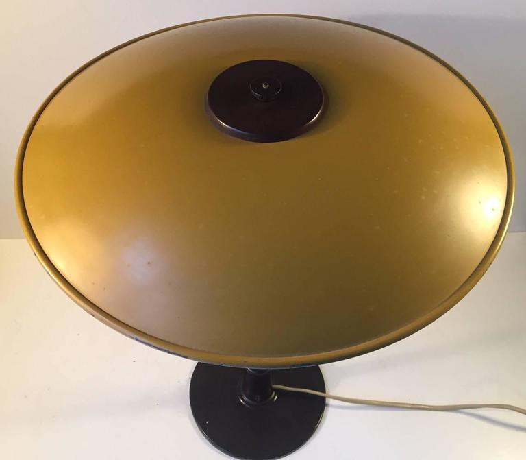 Bauhaus 1930s PH 3,5/2 Table Lamp by Poul Henningsen for Louis Poulsen Denmark For Sale
