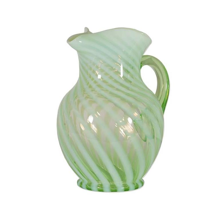 Mid-Century Modern Vintage Fenton Glassware Set