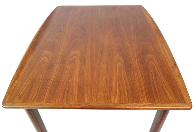 Folke Ohlsson for DUX Teak End Table In Good Condition For Sale In BROOKLYN, NY