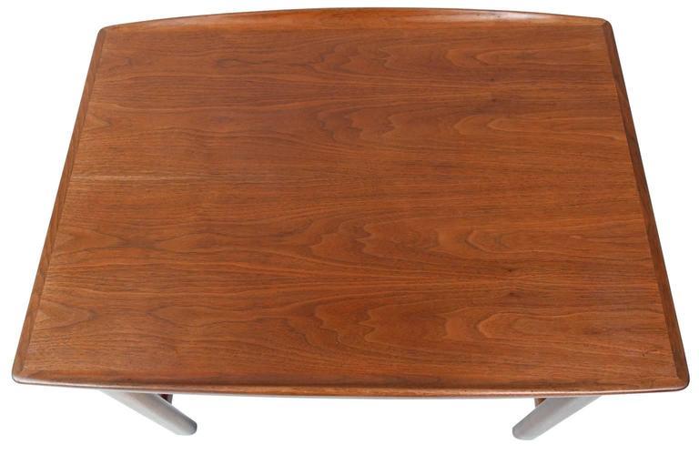 Mid-20th Century Folke Ohlsson for DUX Teak End Table For Sale