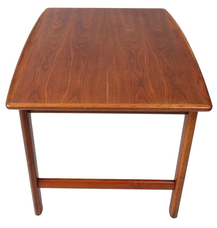 Folke Ohlsson for DUX Teak End Table For Sale 1