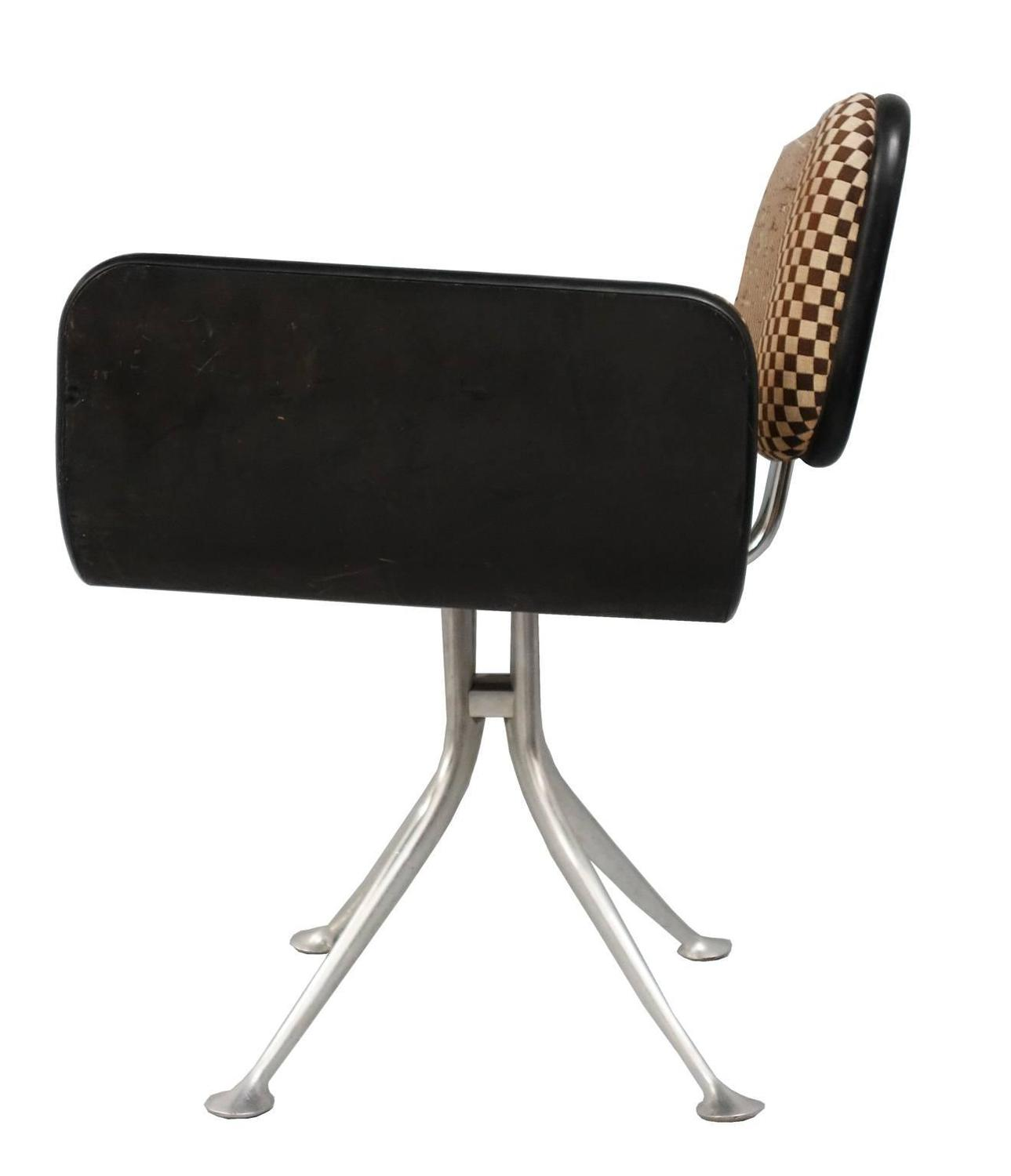 Rare Armchair By Alexander Girard For Herman Miller For