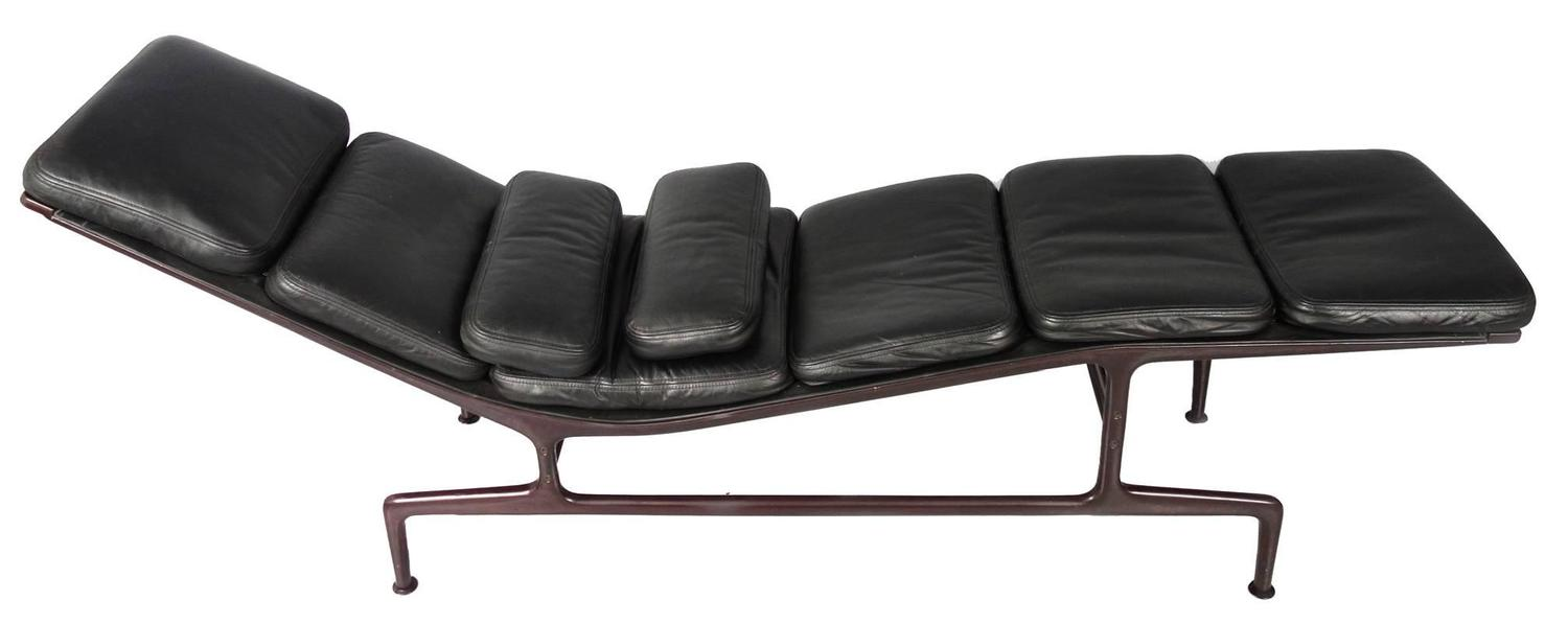 billy wilder chaise longue by charles and ray eames at 1stdibs. Black Bedroom Furniture Sets. Home Design Ideas