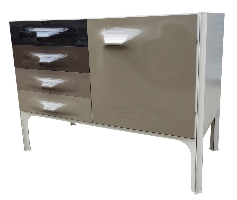 Raymond Loewy DF2000 Cabinet at 1stdibs