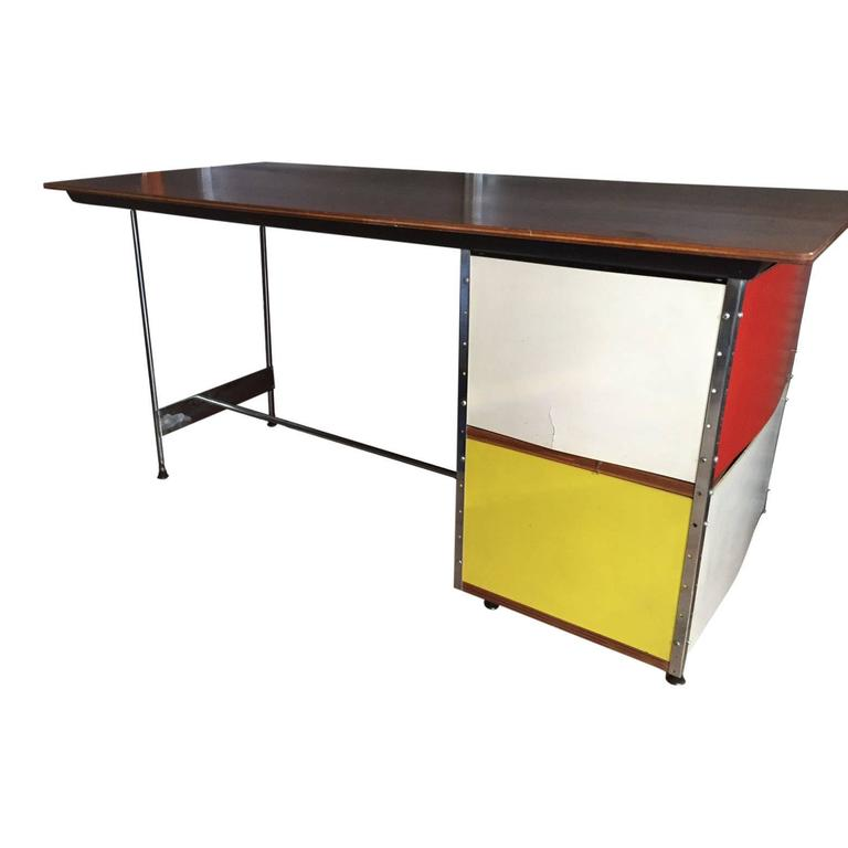 For Your Consideration Is An Icon Of Mid Century And Eames Design The E S U Desk