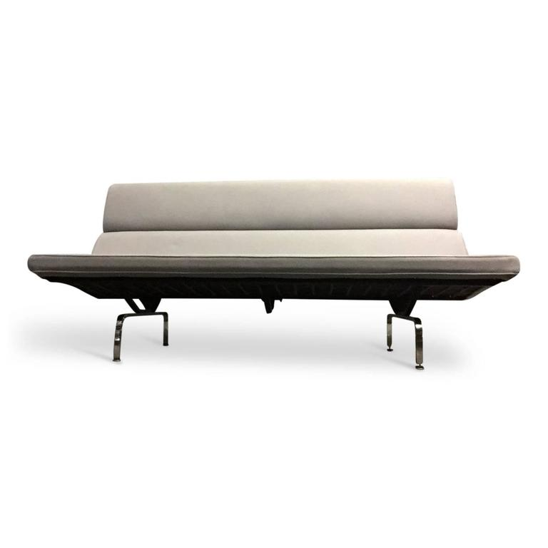 eames sofa compact for herman miller at 1stdibs