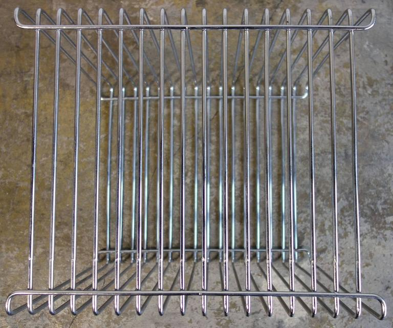 Mid-Century Verner Panton Pantonova Wire Cube for Fritz Hansen 5