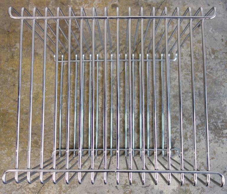 Mid-Century Verner Panton Pantonova Wire Cube for Fritz Hansen 6