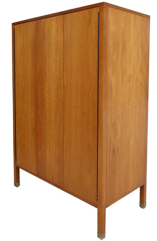 Mid-Century Harvey Probber Gentleman's Chest In Good Condition For Sale In BROOKLYN, NY