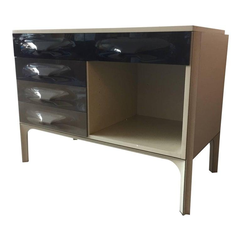 Mid-Century Raymond Loewy DF2000 Writing Desk or Cabinet