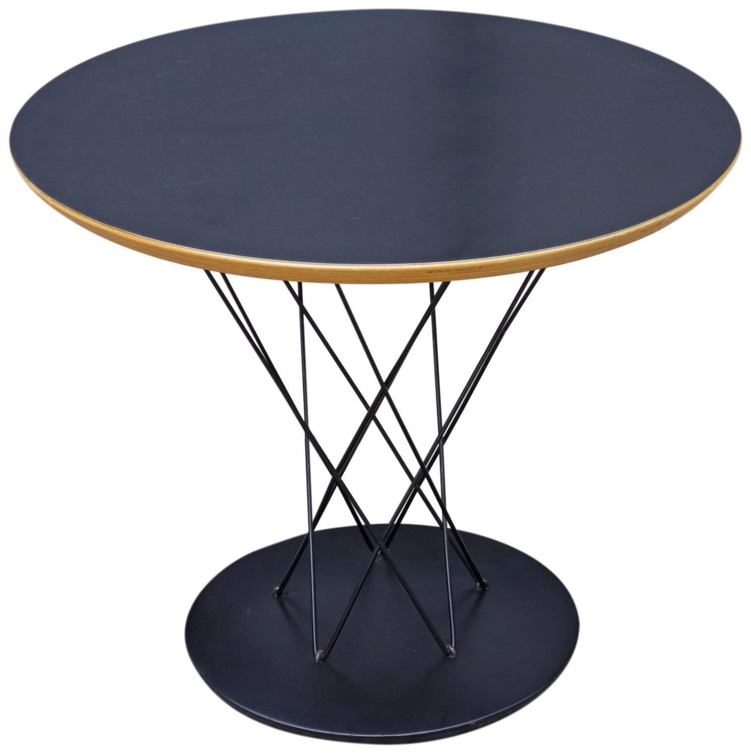 amazing Noguchi Cyclone Part - 7: Midcentury Isamu Noguchi Cyclone Side Table For Sale