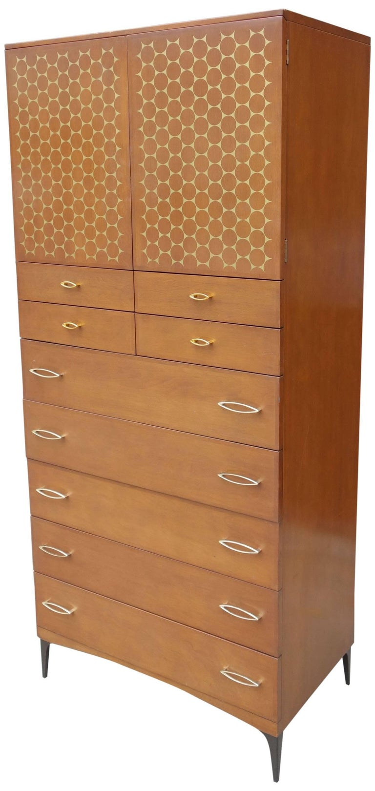 Mid-Century Modern Midcentury Heywood Wakfield Contessa Line by Carl Otto For Sale