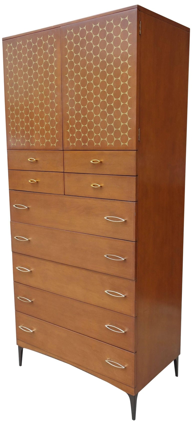 American Midcentury Heywood Wakfield Contessa Line by Carl Otto For Sale