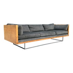 Milo Baughman for Thayer Coggin Floating Case Sofa