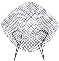 Midcentury Harry Bertoia Diamond Chair by Knoll