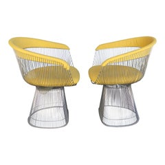 Warren Platner for Knoll Midcentury Dining Chairs