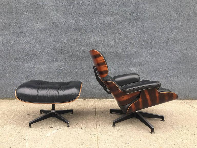 lounge chair miller high contrast rosewood plycraft eames parts costco price singapore