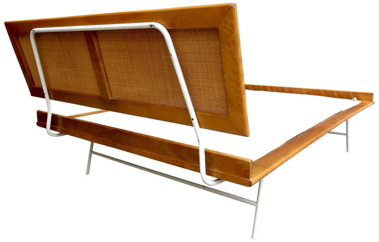 Thin Edge Bed By George Nelson For Herman Miller At 1stdibs