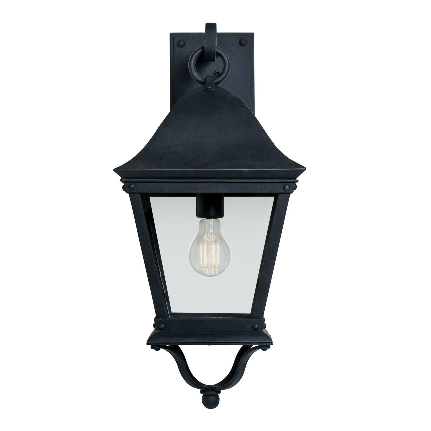 Classic spanish colonial exterior outdoor wrought iron for Outdoor colonial lighting