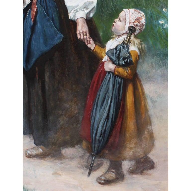 Swedish Large Watercolor