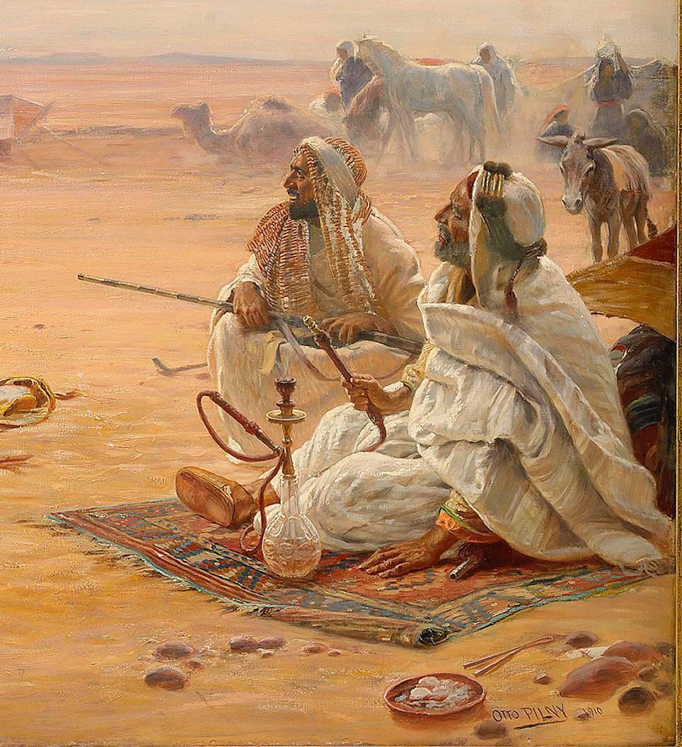 A favorite 4 orientalist - 5 2