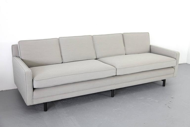 Four Seat Sofa by Paul McCobb for Directional USA For