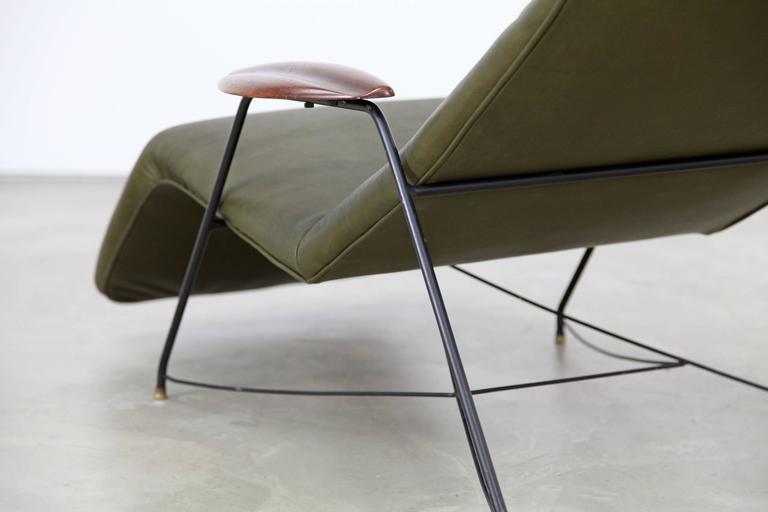 Carlo Hauner & Martin Eisler, Lounge Chair, Forma, 1960s For Sale 3