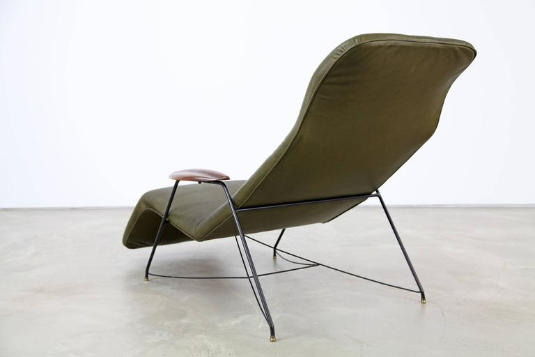 Carlo Hauner & Martin Eisler, Lounge Chair, Forma, 1960s For Sale 1