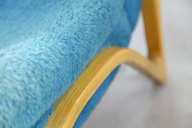 Lounge Chair by Paul Bode, Made in Germany, 1950s For Sale 1