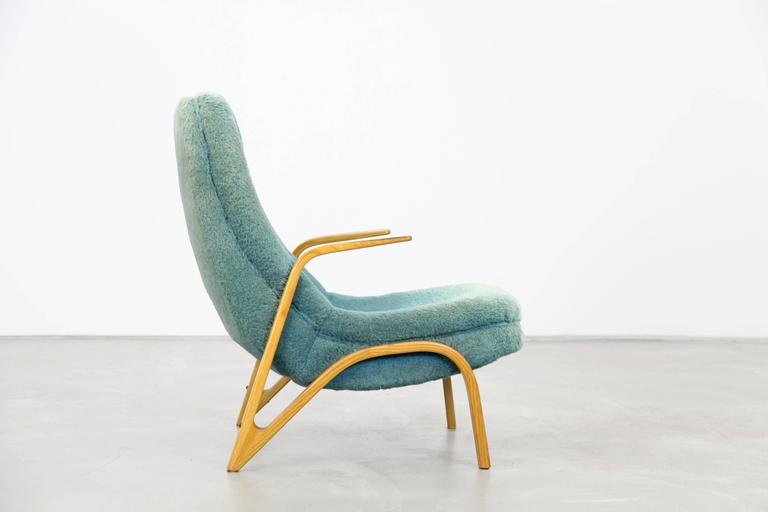 Lounge Chair by Paul Bode, Made in Germany, 1950s In Excellent Condition For Sale In Munster, NRW