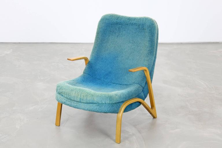 Lounge Chair by Paul Bode, Made in Germany, 1950s For Sale 3
