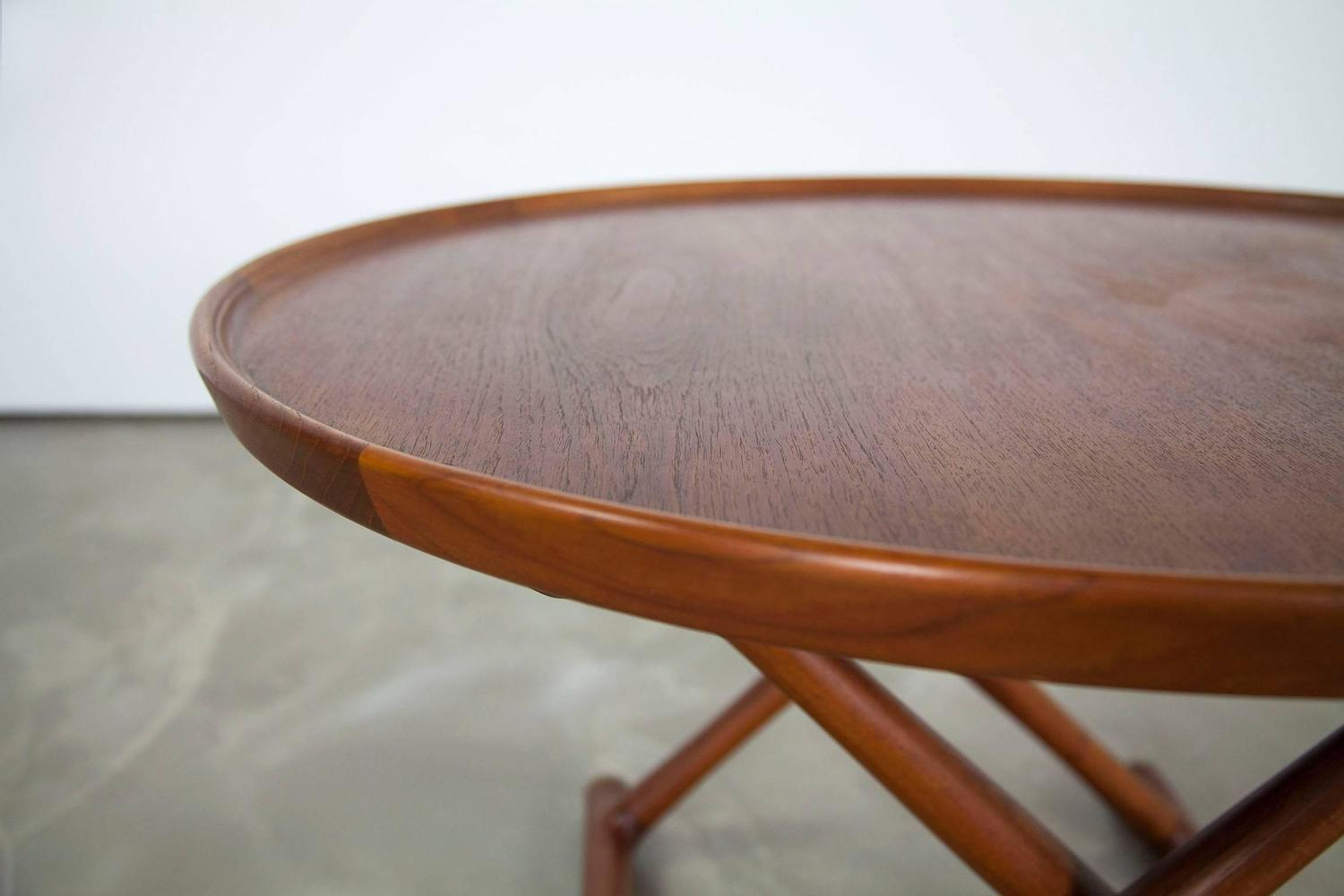 Mogens Lassen Egypt Table By A J Iversen For Sale At 1stdibs