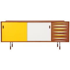 "Teak Sideboard ""Os29"" by Arne Vodder for Sibast, 1958"