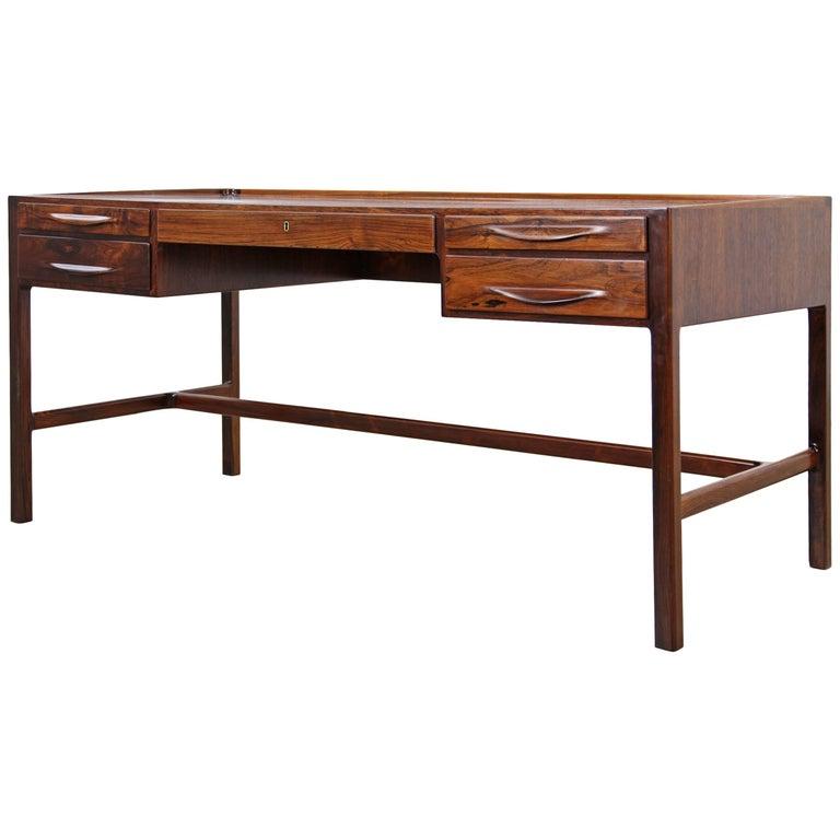 Rare Desk by Kurt Østervig for Jason Møbler, 1957