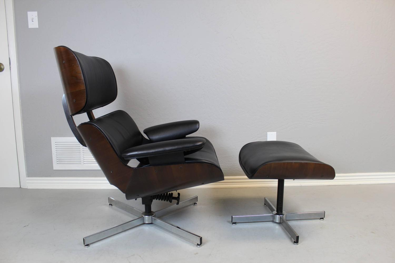 Plycraft lounge chair restoration plycraft eames lounge chair restoration previous - Selig z chair reproduction ...