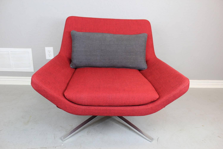 Metropolitan Chair by Jeffrey Bernett for B&B Italia For