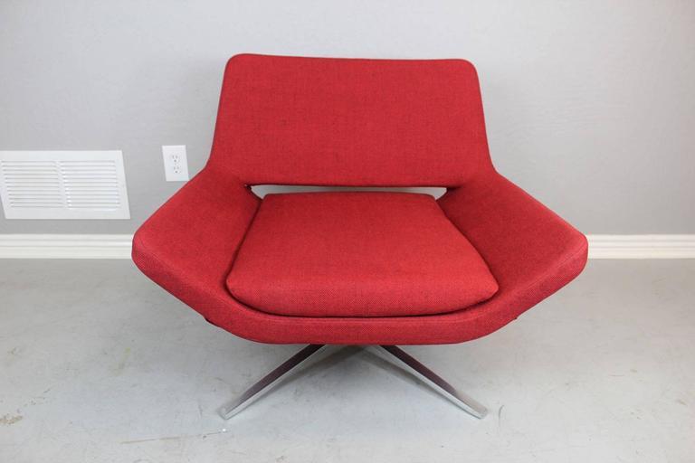 Metropolitan Chair By Jeffrey Bernett For B Amp B Italia At
