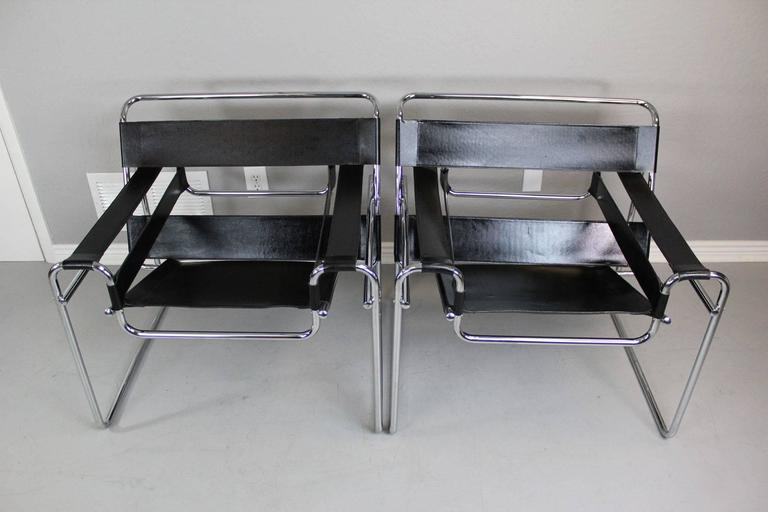 marcel breuer wassily chairs for sale at 1stdibs