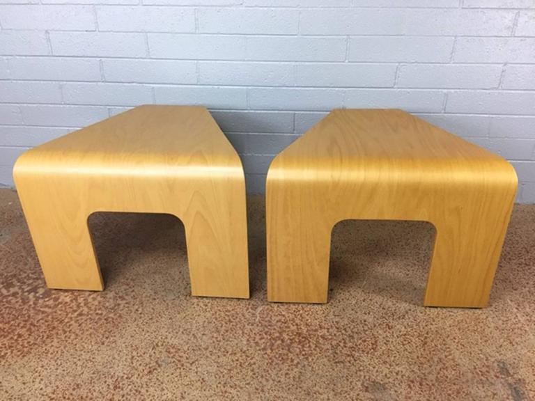 Ekornes Stressless Series Side Table, Pair 3